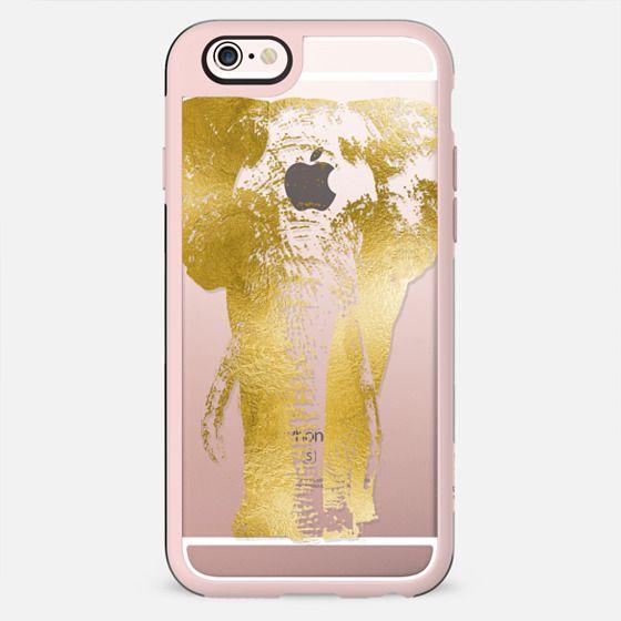 Gold Elephant - New Standard Case