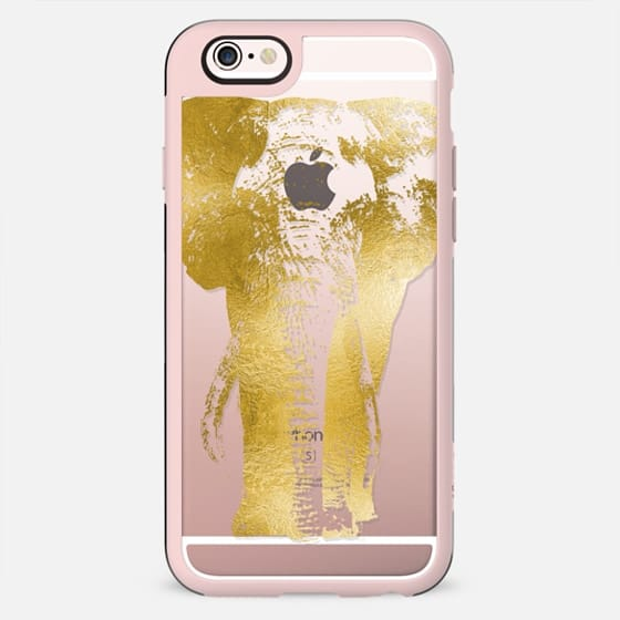Gold Elephant - New Standard Case