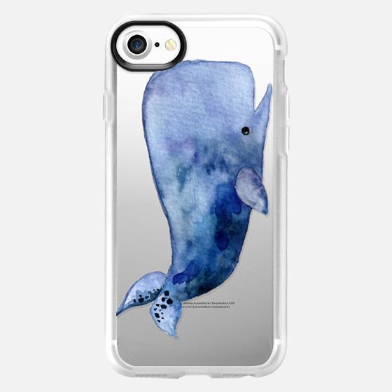Blue Whale - Wallet Case