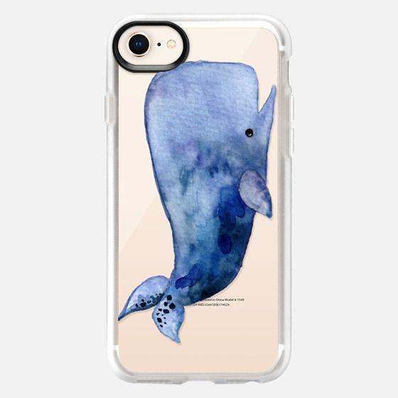 Blue Whale - Snap Case