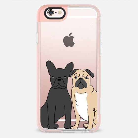 French Bulldog Iphone  Plus Case