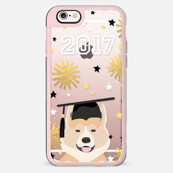 Akita dog cell phone case pet friendly tech accessories graduation 2017