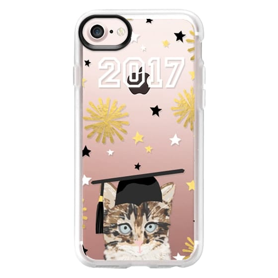 iPhone 6s Cases - Kitten clear cell phone case tech accessories graduation 2017 gifts by pet friendly