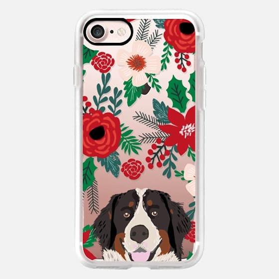Bernese mountain dog must have gifts for christmas iPhone cell phone case for dog lovers