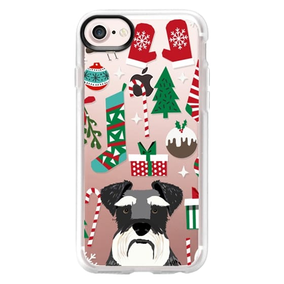 iphone 8 case schnauzer