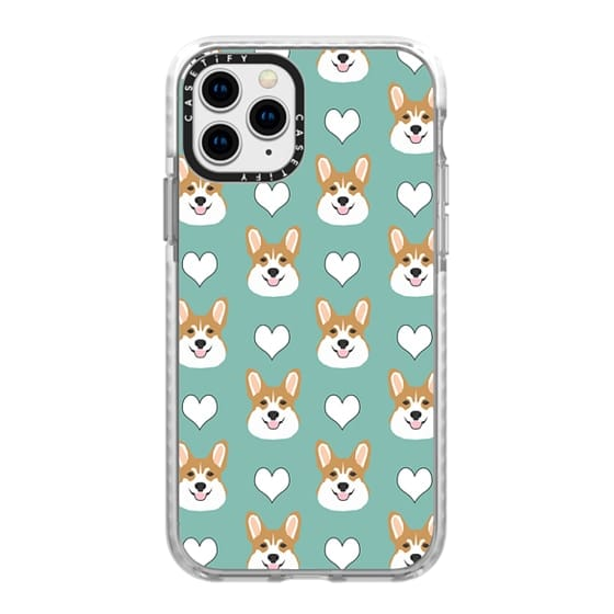 iPhone 11 Pro Cases - Corgi love welsh corgi owners cute gifts iphone6 customizable case dog lover pet owners pet person dog person