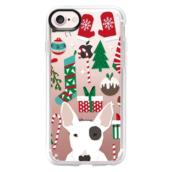 official photos d5cec 6d10f Classic Grip iPhone 6s Plus Case - Bull Terrier cute target dog spot cell  phone case christmas clear transparent cell phone cases