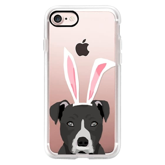 Pitbull tech accessories funny cute pitbulls gifts for spring and easter