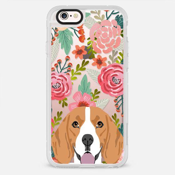 Chien Casetify En Fleur Coque Iphone Livraison Gratuite À Faible Coût Vente Images Footlocker Nice Vente Le Magasin 0gui0nn6oT