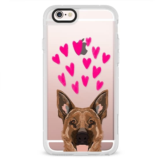 Man's Best Friends German Shepherd unique design gift for dog person service dog gifts