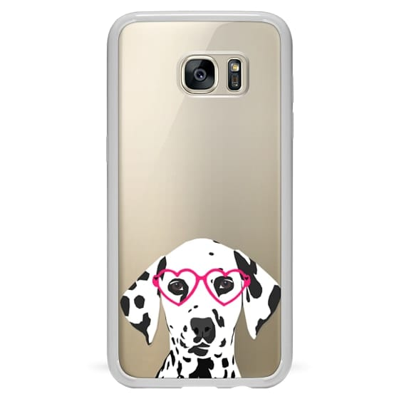 Samsung Galaxy S7 Edge Cases - Dalmatian dog breed gift for owners of dalmatians pet gifts pet person dog person