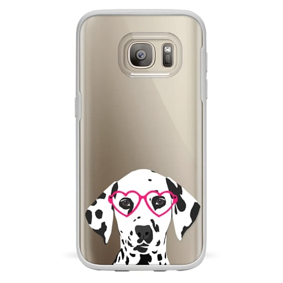Samsung Galaxy S7 Cases - Dalmatian dog breed gift for owners of dalmatians pet gifts pet person dog person
