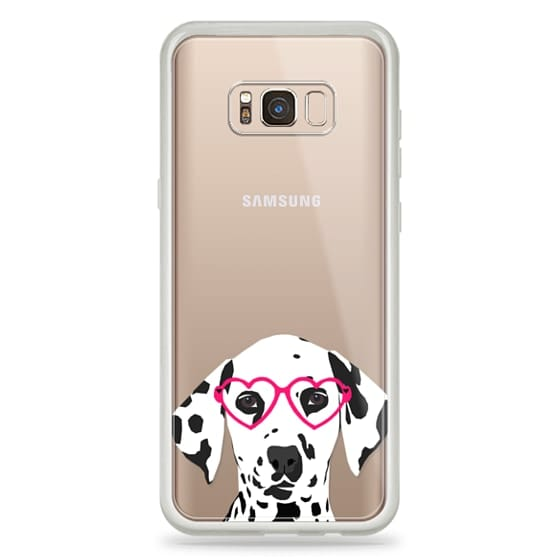 Samsung Galaxy S8 Plus Cases - Dalmatian dog breed gift for owners of dalmatians pet gifts pet person dog person