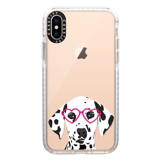 iPhone XS Cases - Dalmatian dog breed gift for owners of dalmatians pet gifts pet person dog person