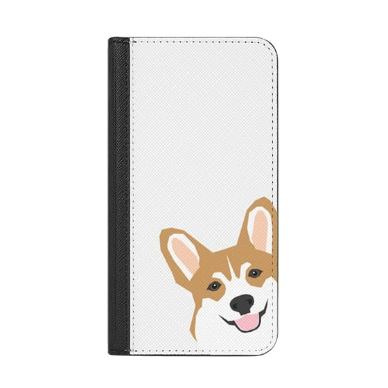 iPhone 6 Cases - Corgi peek cute gift for corgi welsh corgi owners love iphone6 transparent cell phone cases with their dog gifts