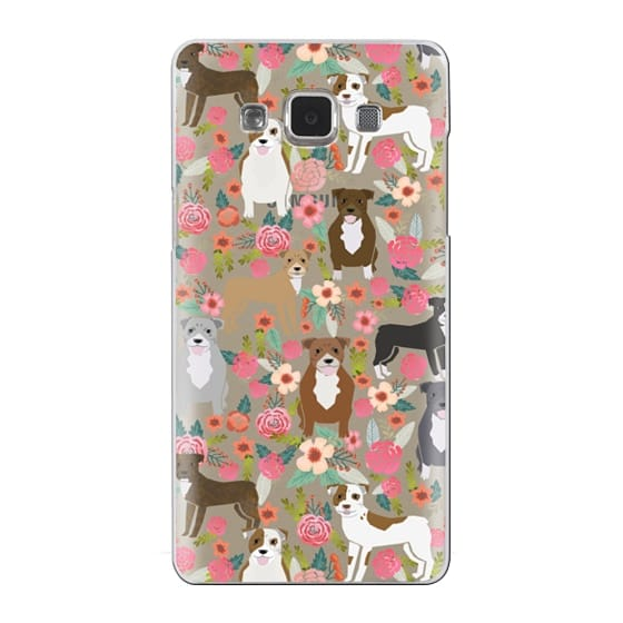 Pit Bull florals dog gifts for pit bull owners must haves pet friendly tech accessories