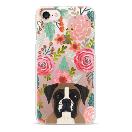 iPhone 7 Cases - Boxer dog breed boxer owner must have iphone6 transparent cell phone case
