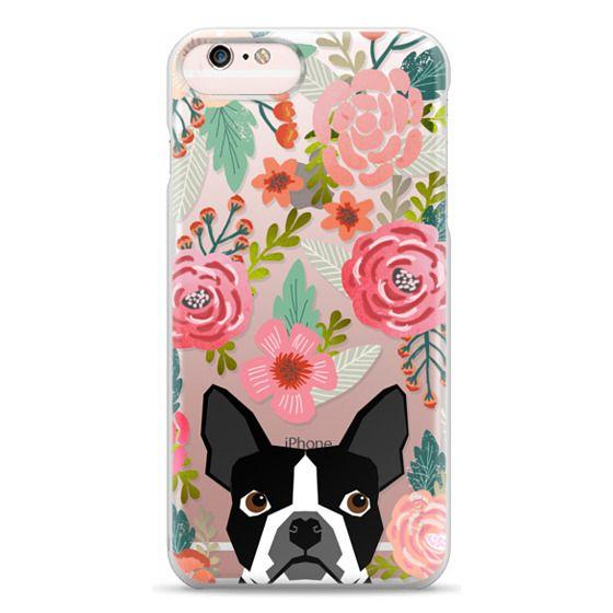 Vintage Pink Spring Flowers iPhone 11 case