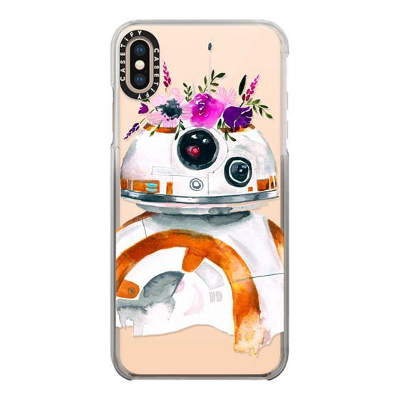 brand new c890c 57231 Snap iPhone XS Max Case - BB8