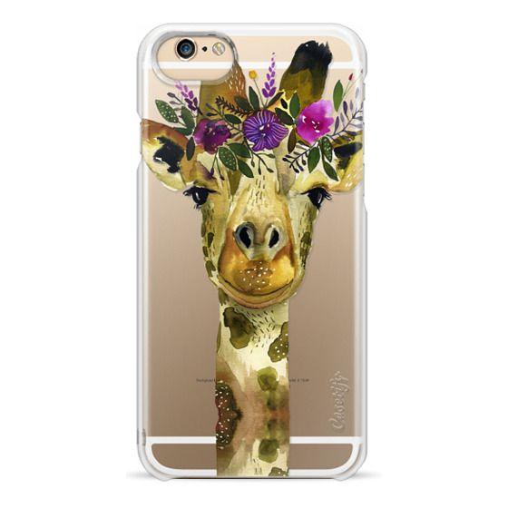 iPhone 6 Cases - Giraffe