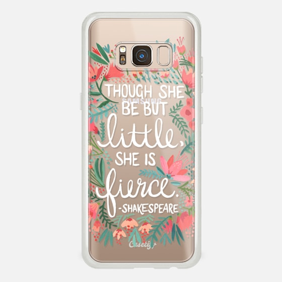 Little & Fierce – Transparent