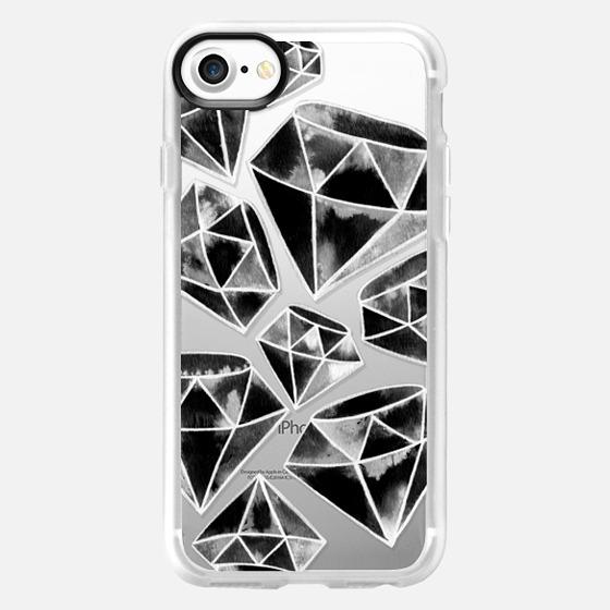 Tattoo Black Diamonds - Wallet Case