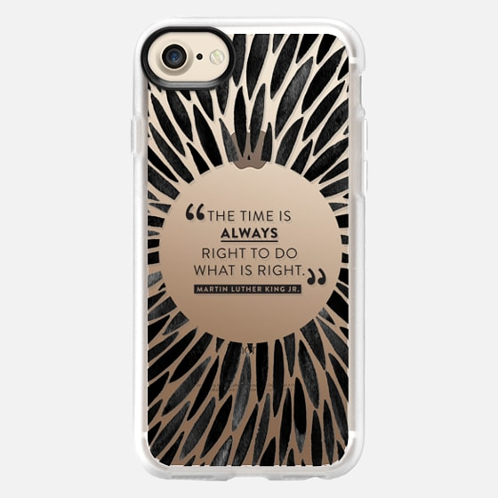 Martin Luther King – Quote #5 - Wallet Case