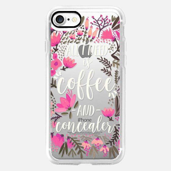 Coffee & Concealer - Vintage Palette -