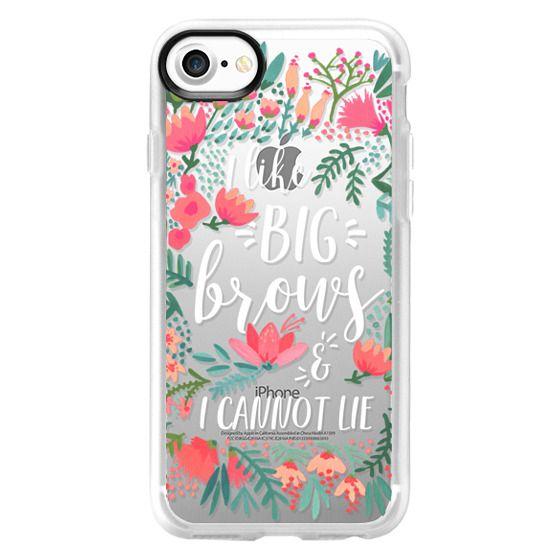 iPhone 7 Cases - Big Brows - Juicy Palette