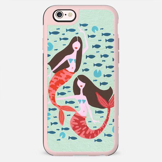 Mermaids on Mint - New Standard Case