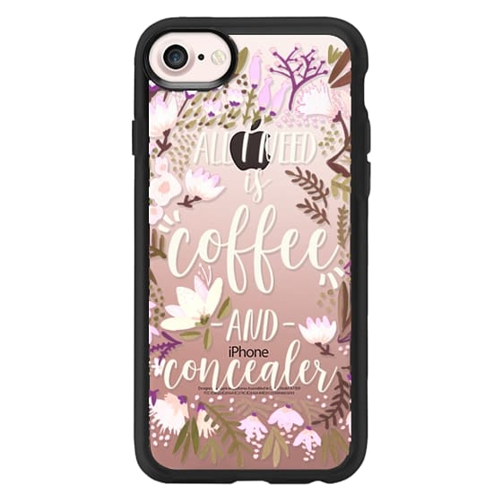 iPhone 7 Cases - Coffee & Concealer - Spring Palette