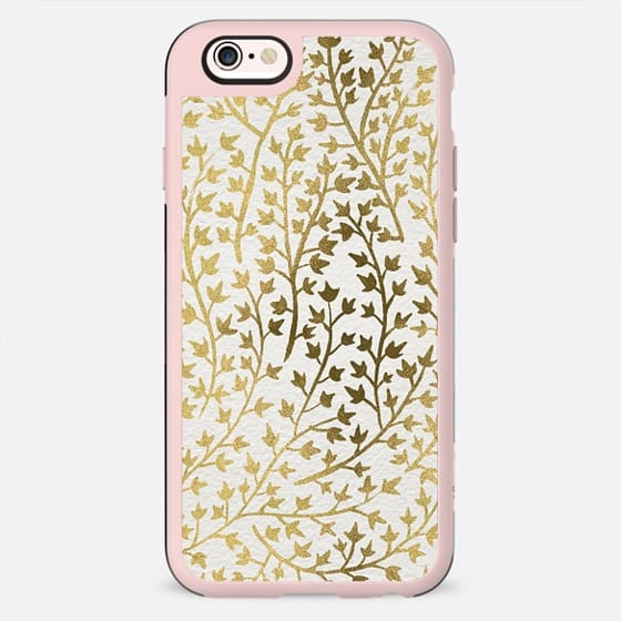 Gold Ivy - New Standard Case