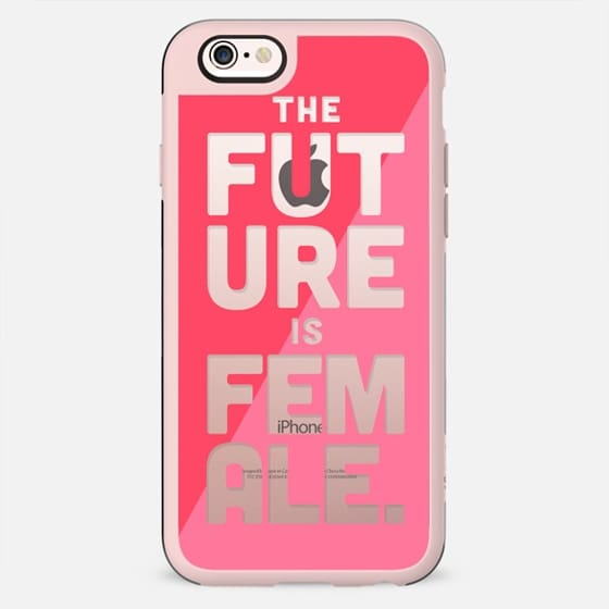 The Future is Female - Pink Palette - New Standard Case