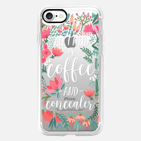 Coffee & Concealer - Juicy Palette -