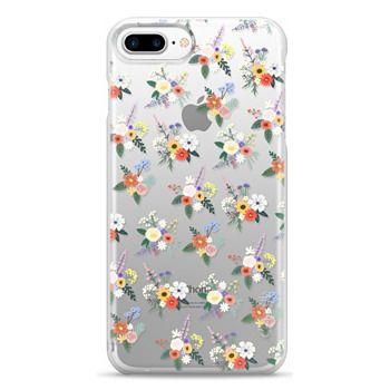 Snap iPhone 7 Plus Case - ALLIE ALPINE FLORALS - DITSY