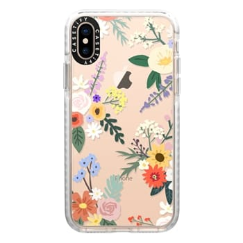 Impact iPhone Xs Case - ALLIE ALPINE FLORALS