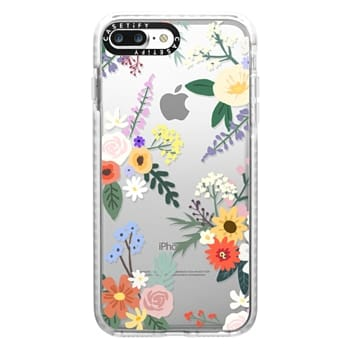 Impact iPhone 7 Plus Case - ALLIE ALPINE FLORALS