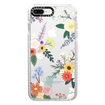 Impact iPhone 8 Plus Case - ALLIE ALPINE FLORALS