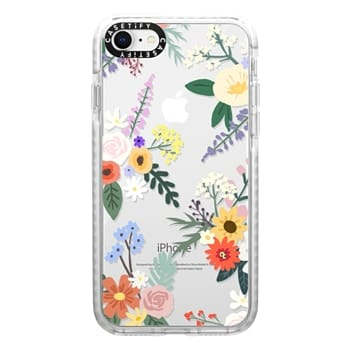Impact iPhone 8 Case - ALLIE ALPINE FLORALS