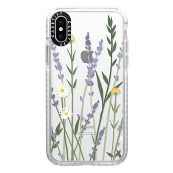 Impact iPhone X Case - LANA LAVENDER MIX