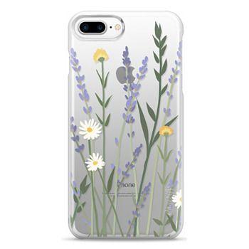 Snap iPhone 7 Plus Case - LANA LAVENDER MIX