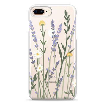 Snap iPhone 8 Plus Case - LANA LAVENDER MIX