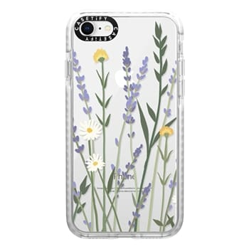Impact iPhone 8 Case - LANA LAVENDER MIX