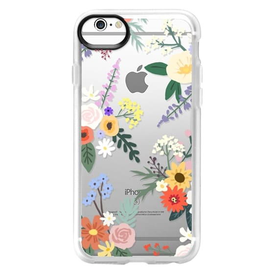 iPhone 6 Cases - ALLIE ALPINE FLORALS