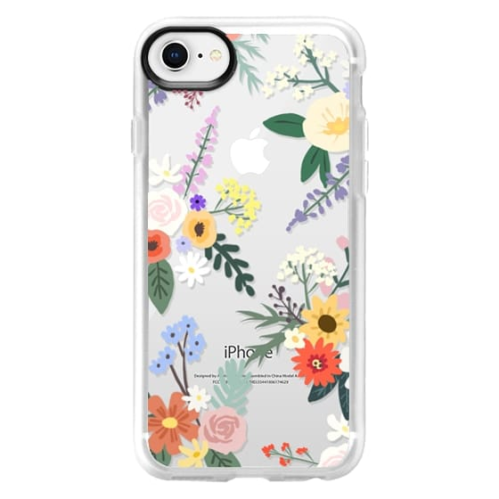 iPhone 8 Cases - ALLIE ALPINE FLORALS