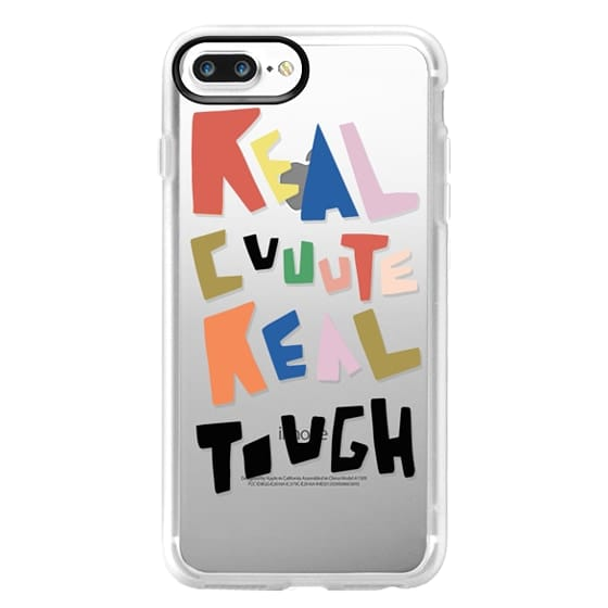 iPhone 7 Plus Cases - REAL CUTE REAL TOUGH