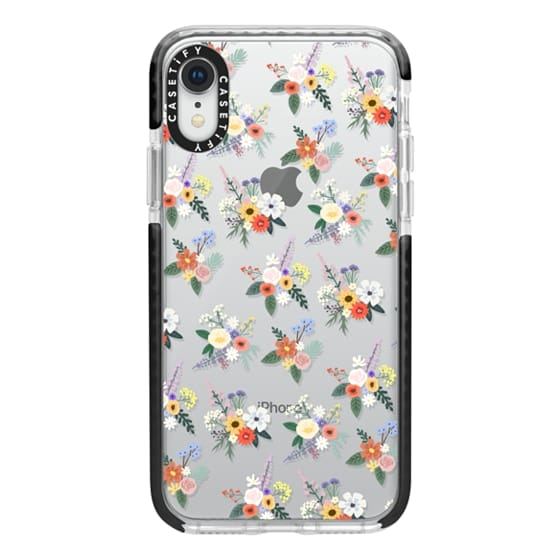 iPhone XR Cases - ALLIE ALPINE FLORALS - DITSY
