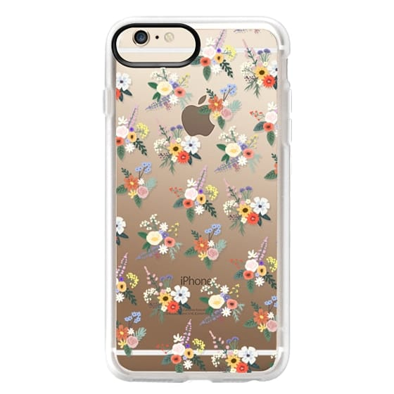iPhone 6 Plus Cases - ALLIE ALPINE FLORALS - DITSY