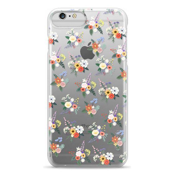 iPhone 6 Plus Cases - ALLIE ALPINE FLORALS - DITSY