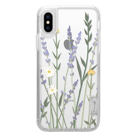 iPhone X Cases - LANA LAVENDER MIX
